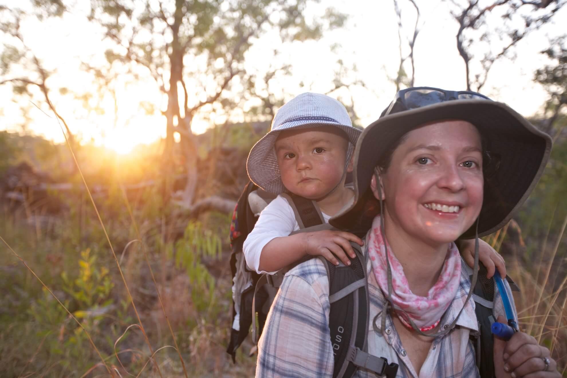Hiking with kids 4
